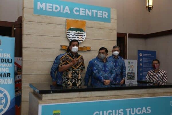 Pemkot Bandung Komitmen Berikan Dukungan Terhadap Kelurahan Bersinar