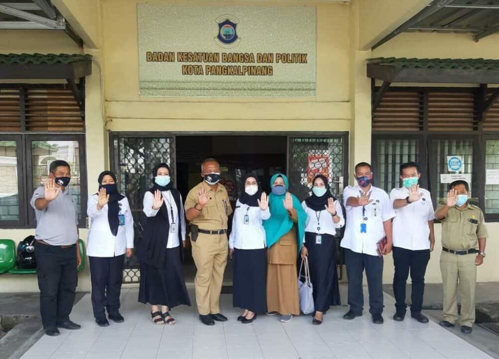 BNN Lakukan Pemetaan Potensi Pada Kawasan Rawan Narkoba Di Provinsi Bangka Belitung