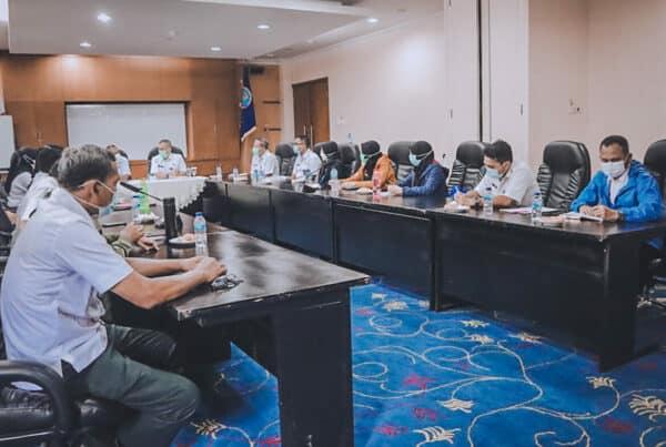 Audit Perencanaan Satker Pusat T.A. 2021 pada Balai Besar Rehabilitasi BNN