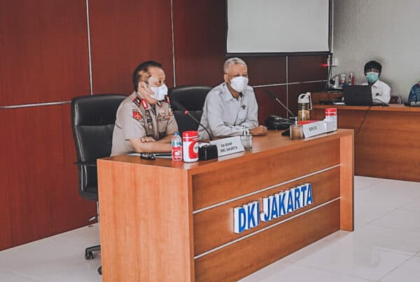 Pendampingan Tim BPK RI di BNNP DKI Jakarta