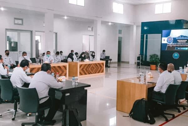 Pendampingan Tim BPK RI dalam Rangka Pemeriksaan atas Laporan Keuangan BNN T.A. 2020