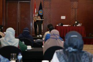 Direktorat Peran Serta Masyatakat BNN RI Gelar Bimtek P4GN Dorong Inovasi Sosialisasi di Lingkungan Pendidikan