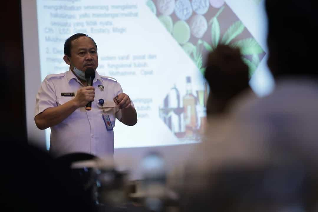 Generasi Muda Aceh War on Drugs Dukung BNN RI