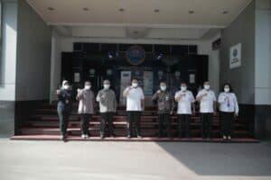 Dukung Indonesia Sehat, BNN RI Gelar Vaksinasi Covid-19