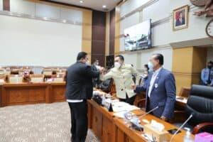 RDP Perdana, Kepala BNN Bahas Strategi Perang Lawan Narkoba