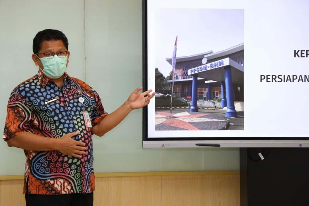 BNN-LAN Persiapkan PKN Bertema Indonesia Bersinar