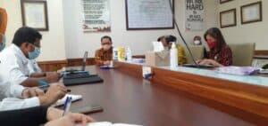Audiensi Program GDAD dan Implementasi Inpres 2/2020 di Kementerian Desa, Pembangunan Daerah Tertinggal dan Transmigrasi RI