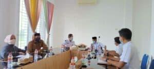 Kunjungan Kerja Audiensi Direktorat Pemberdayaan Alternatif dengan Bupati Aceh Besar beserta Jajaran
