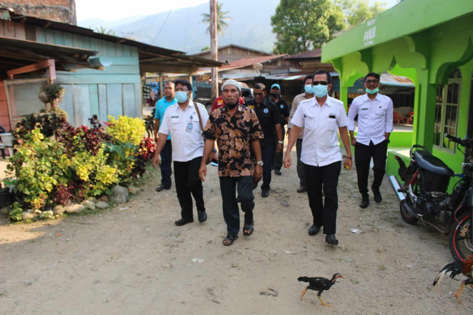 Kunjungan Kerja dalam rangka Harmonisasi Program Grand Design Alternative Development (GDAD) di Kabupaten Gayo Lues
