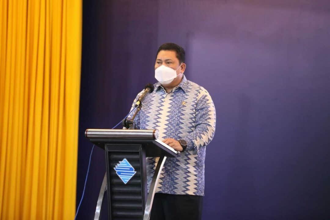 BNN Jalin Kerja sama dengan PT. Pelindo III