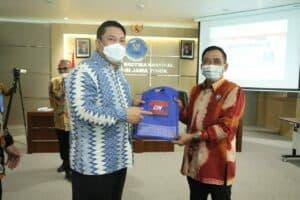 Kepala BNN RI Melakukan Kunjungan Kerja Ke BNNP Jawa Timur