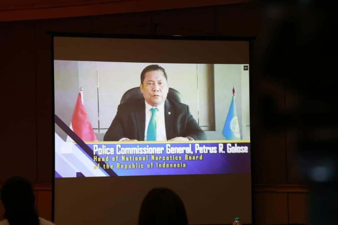 BNN RI Tegaskan Komitmen Indonesia Dalam Pertemuan CND Ke-64