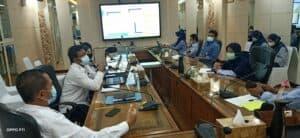 Audiensi Program GDAD) dan Implementasi Inpres 2/2020 di Kementerian Kelautan dan Perikanan (KKP)