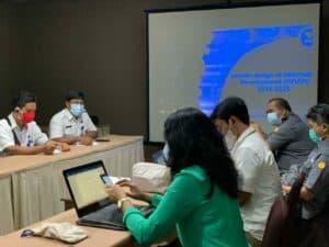 Audiensi Program GDAD dan Implementasi Inpres 2/2020 di Kementerian Pertanian RI