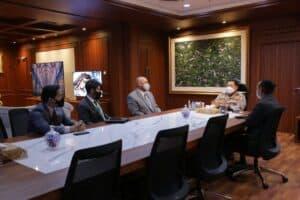 Kunjungi BNN, US-DEA Berikan Dukungan dan Siap Perkuat Kerja Sama