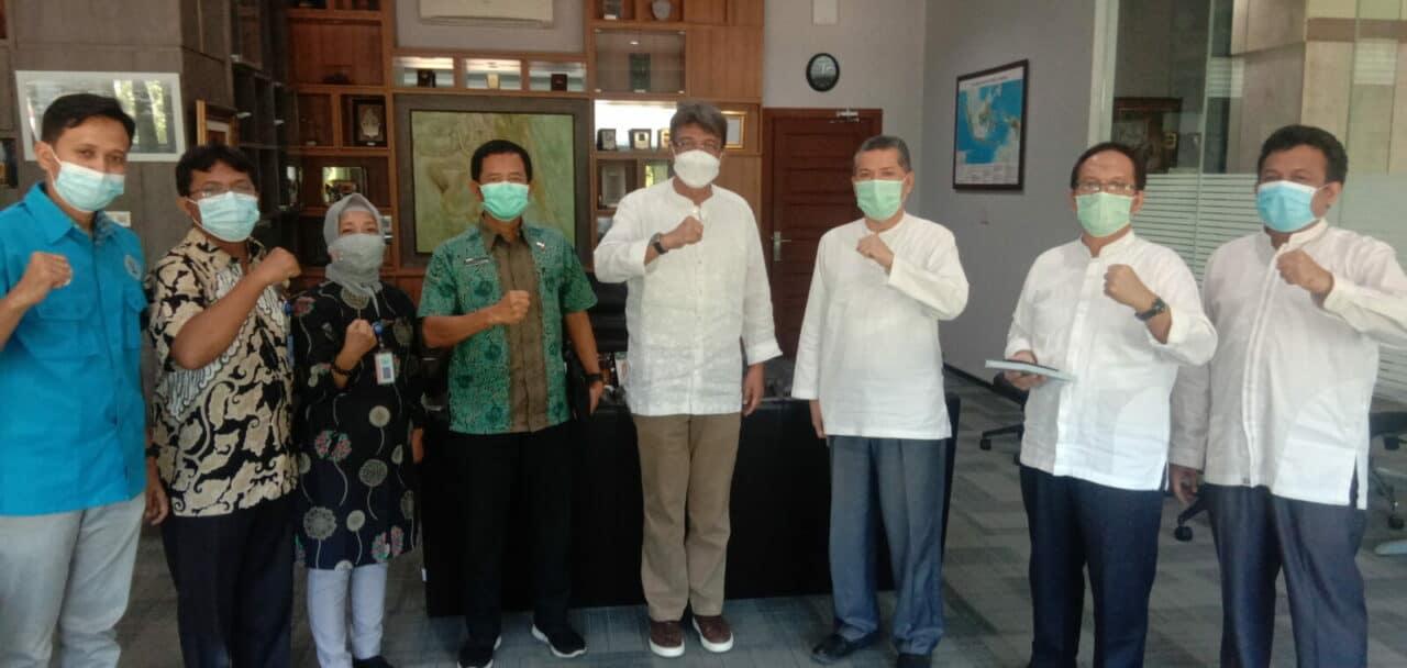 Kunjungan Kerja Audiensi Direktorat Pemberdayaan Alternatif dengan Rektor Unsyiah beserta Jajaran
