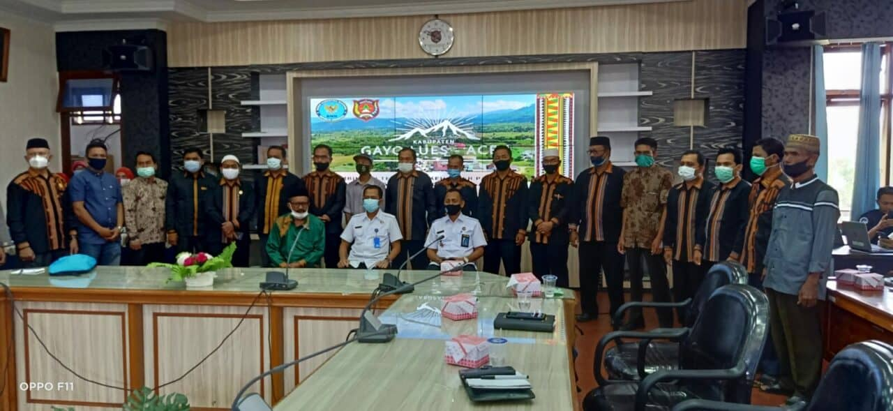 Bimbingan Teknis Stakeholder Pada Kawasan Rawan Narkoba Perdesaan di Kabupaten Gayo Lues