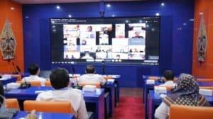 Ratusan LSM Hadir Virtual dalam Pertemuan Bersama Deputi Bidang Pemberdayaan Masyarakat BNN RI