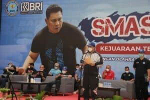 Smash on Drugs Semarakan HANI 2021
