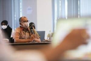 Berperan Besar Bentuk IBM, Petugas Rehabilitasi di BNNP dan BNNK Diapresiasi Plt Deputi Rehabilitasi