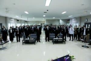 Perdana Selenggarakan Pelatihan Kepemimpinan Nasional Tingkat II, BNN Siapkan Calon-Calon Pejabat Pratama Profesional