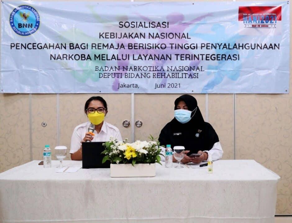 BNN RI Kembali Gelar Kegiatan Peningkatan Kemampuan Intervensi Berbasis Masyarakat Bagi Agen Pemulihan dan Petugas Rehabilitasi