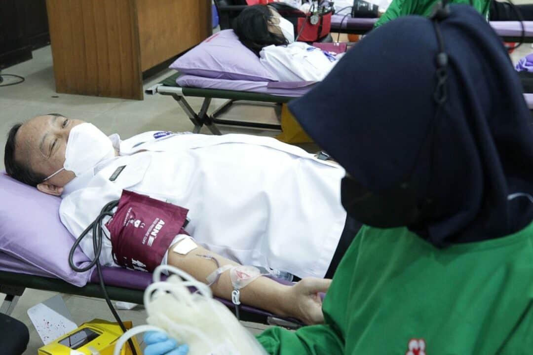 Road To HANI 2021, BNN Gelar Aksi Donor Darah