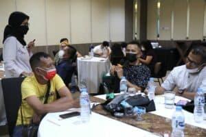 BNN Adakan Sosialisasi Kebijakan Nasional Pencegahan Bagi Remaja Yang Berisiko Tinggi Penyalahgunaan Narkoba Melalui Layanan Terintegrasi