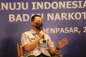 BNN RI Gelar Bimtek P4GN di Bali