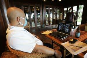 """Deputi Pencegahan BNN Hadiri Lauching Film Pendek """"Ketahanan Keluarga Dalam Mewujudkan Desa Bersih Narkoba"""""""