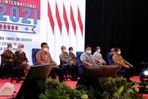 HANI 2021 : PERANG MELAWAN NARKOBA (WAR ON DRUGS) DI ERA PANDEMI COVID-19 MENUJU INDONESIA BERSIH NARKOBA (BERSINAR)