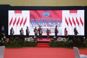 Apresiasi Dukungan Masyarakat, BNN RI Beri Penghargaan Saat HANI 2021