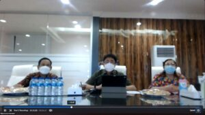 Visitasi Virtual PKN Tingkat II: Melihat Lebih Dekat Sinergitas P4GN di Sulawesi Utara