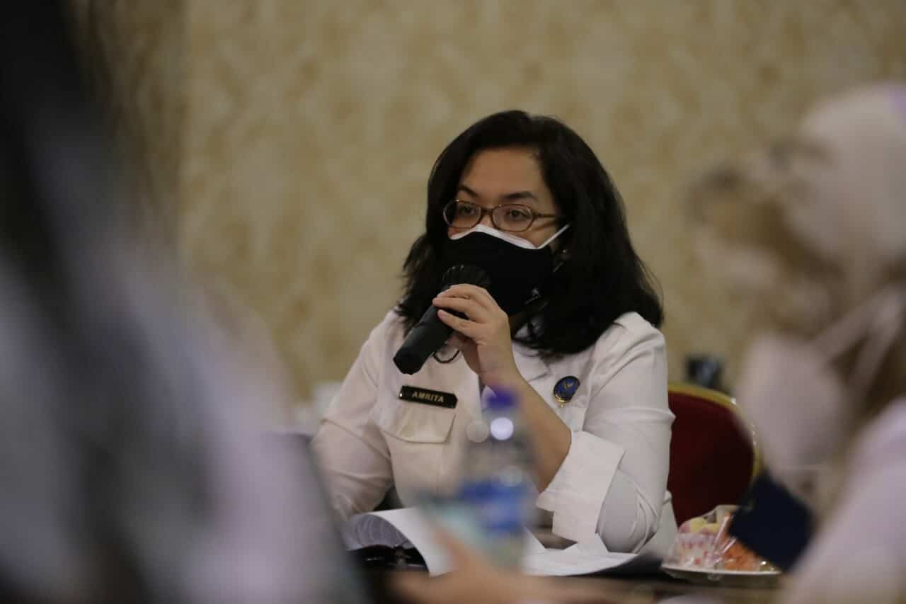 Tingkatkan Kemampuan Loka Rehabilitasi, BNN Gelar Asistensi Virtual