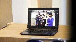 Kepala BNN RI Ikuti Upacara Peringatan Hari Bhayangkara ke-75 Secara Virtual