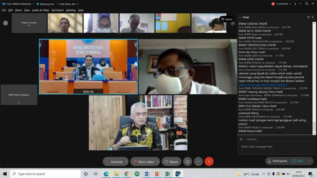 Pengelolaan Informasi dan Dokumentasi BNN RI Kondisi Saat Ini dan Tantangan Masa Depan