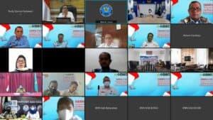 Rakornas Evaluasi Pelaksanaan Program P4GN Menko Polhukam Dorong Kementerian Dan Lembaga Serta Aparat Penegak Hukum Tingkatkan Partisipasi Dan Strategi Dalam Pelaksanaan RAN P4GN