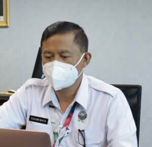 Wakili Kepala BNN RI, Sestama Hadiri HUT BPPT Ke-43 Secara Daring