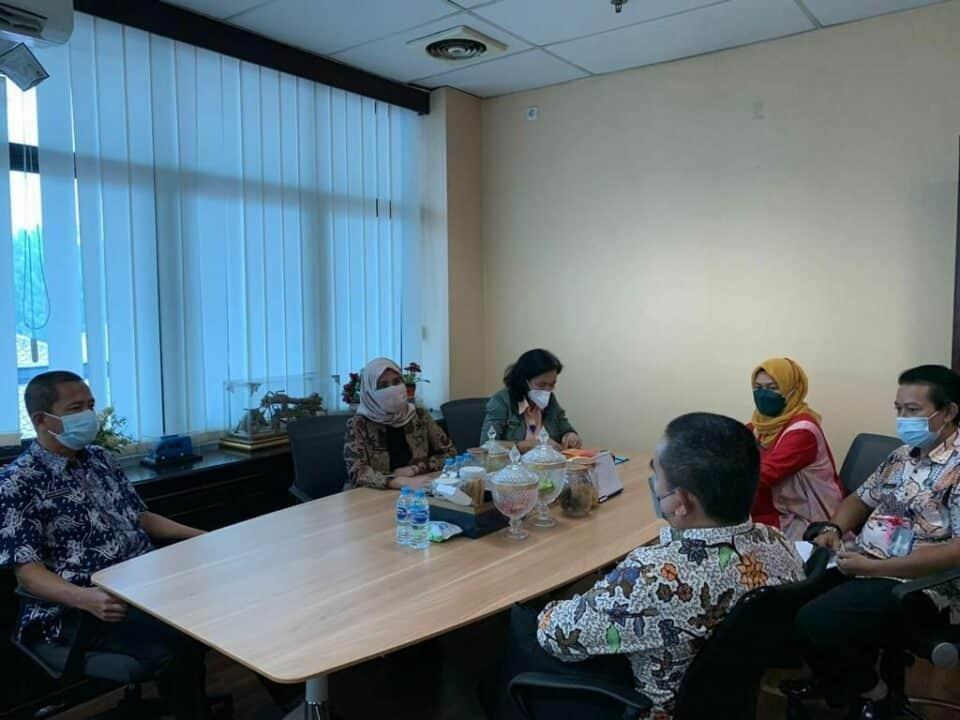 Kunjungan Kerja Kementrian Desa Dalam Rangka Sinergi Program antar Kementrian/ Lembaga guna Mendukung Program P4GN pada Bidang Pemberdayaan Masyarakat