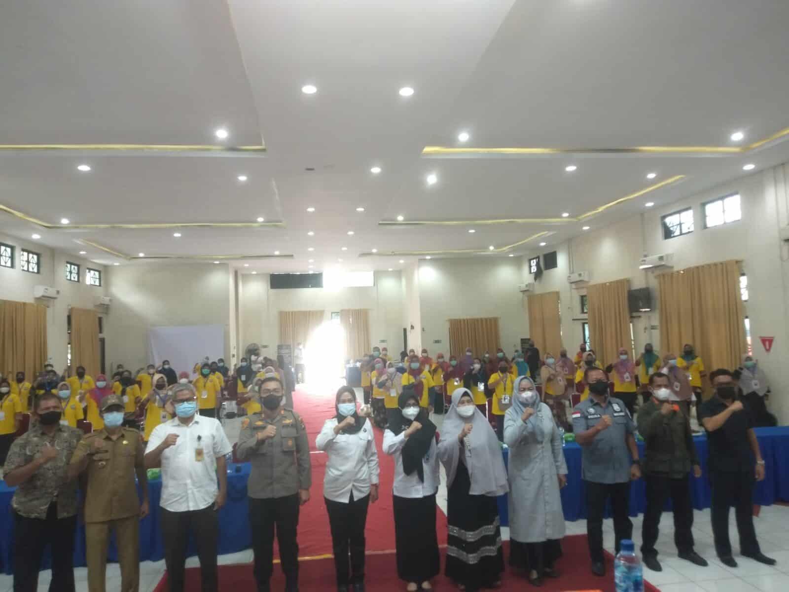 Kegiatan Pemberdayaan Alternatif melalui Wirausaha bagi Masyarakat Perkotaan pada Kawasan Rawan Narkoba di Provinsi Kepulauan Riau