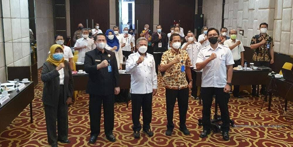 Bimbingan Teknis Stakeholder pada Kawasan Rawan Narkoba di Provinsi Kalimantan Barat