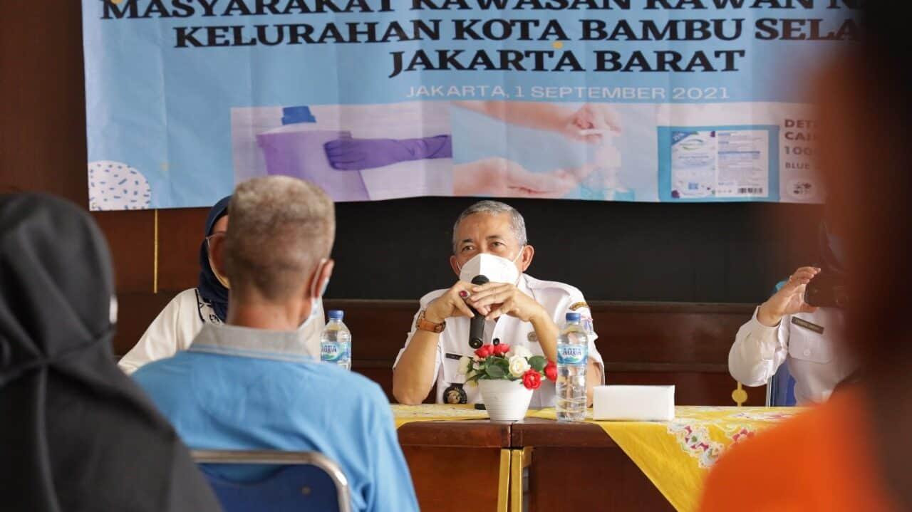 Kepala BNN RI Mengajak Universitas Gunadarma Dalam Menanggulangi Narkoba Di Era Pandemi Covid-19 Menuju Indonesia Bersinar