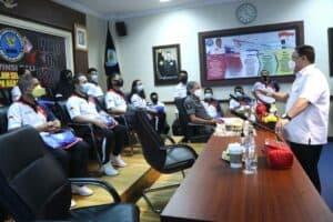 Tingkatkan Kemampuan Petugas Rehabilitasi, BNN Gelar Asistensi Tatap Muka Dan Virtual