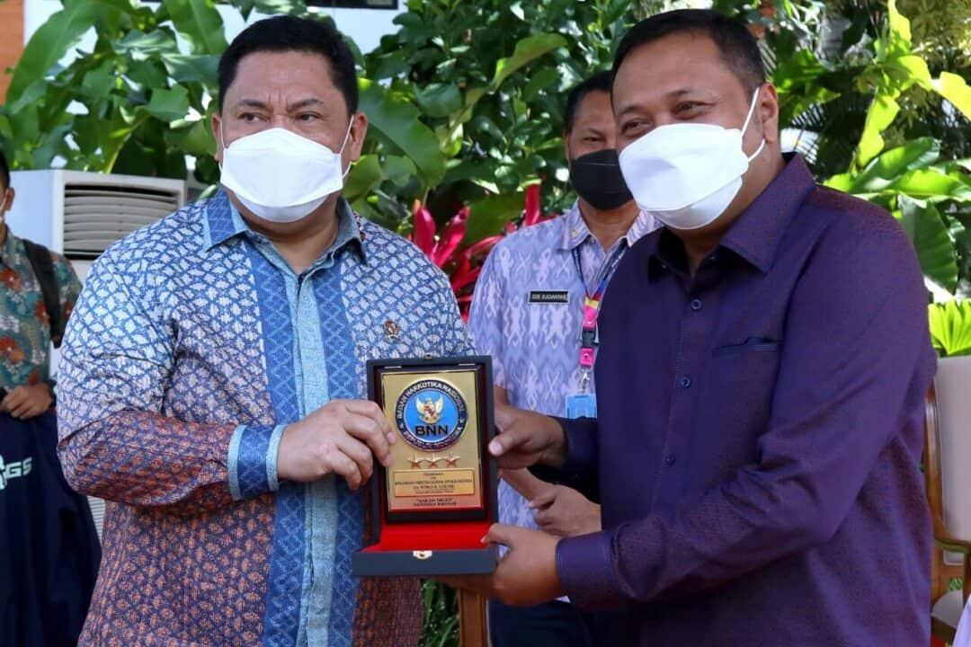 Kabupaten Gianyar Serius Dukung BNN RI Untuk Indonesia Bersinar
