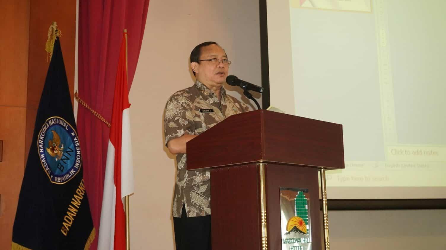 Soft Power Aprroach Strategi BNN Menuju Indonesia Bersinar